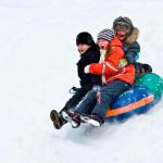 Зимний отдых на Увильдах - Лесная Сказка (1)