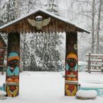 Зимний отдых на Увильдах - Лесная Сказка (12)