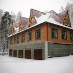 Зимний отдых на Увильдах - Лесная Сказка (33)