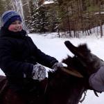 Зимний отдых на Увильдах - Лесная Сказка (34)